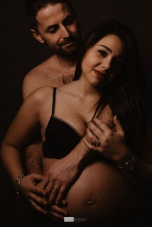 foto papà e mamma