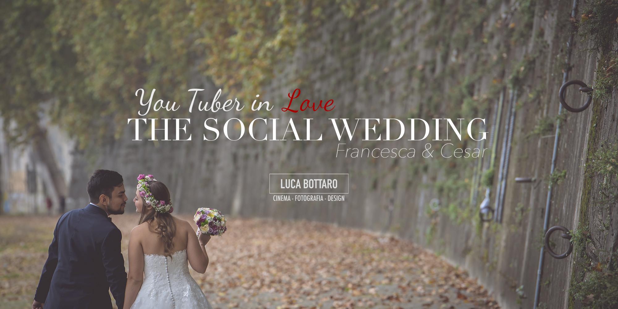 you tuber in wedding